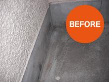 防水塗装工事例