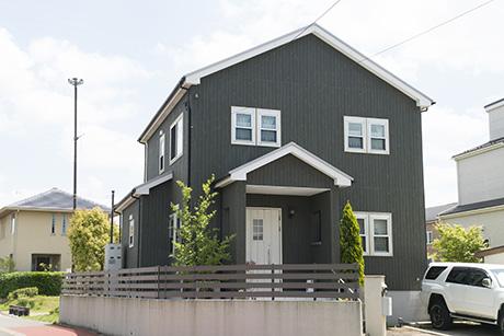 一般住宅の塗装